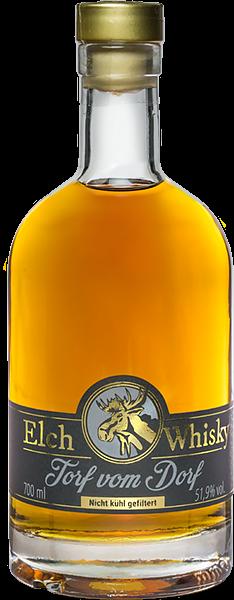Elch Torf vom Dorf 5. Auflage Whisky