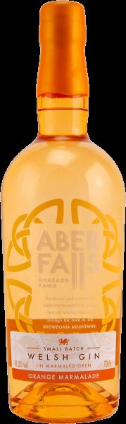 Aber Falls Orange Marmelade Welsh Dry Gin 41,3 Prozent