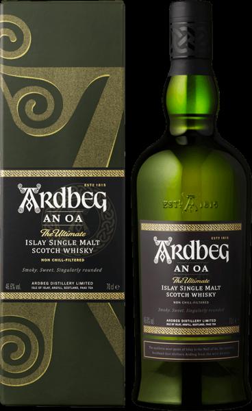 Ardbeg An Oa Islay Single Malt Whisky 46,6%