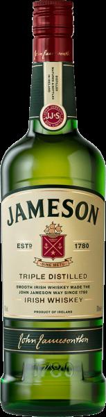 Jameson Blended Irish Whiskey 40 Prozent