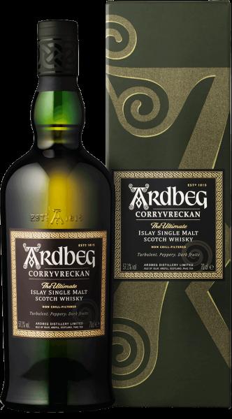 Ardbeg Corryvreckan Islay Single Malt Whisky 57,1%
