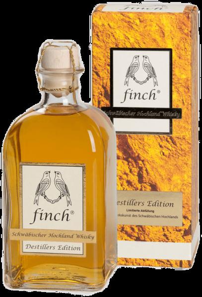 finch Schwäbischer Hochland Whisky Single Malt Distillers Edition 42%