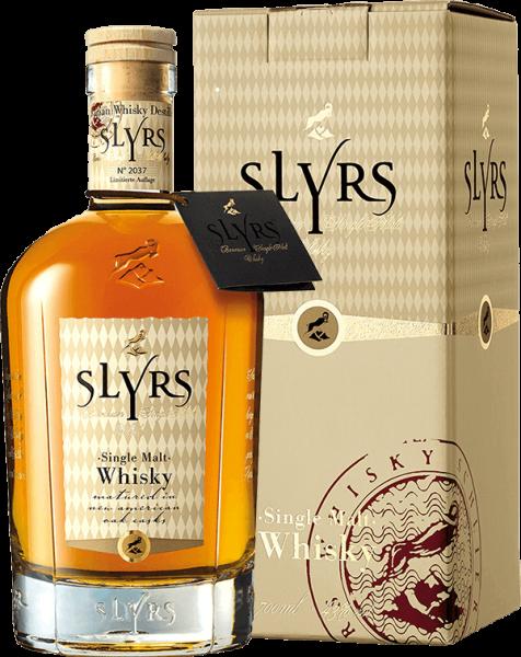 Slyrs Bavarian Single Malt Classic Whisky 700ml in Geschenkverpackung