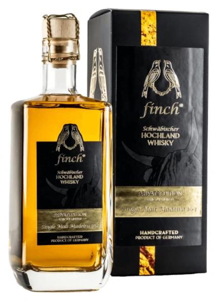 finch Schwäbischer Hochland Whisky Single Malt Madeira 45%