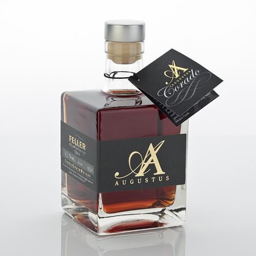 Feller Augustus Corado Single Grain Whisky 43 Prozent