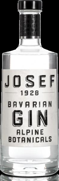 Lantenhammer Josef 1928 Bavarian Gin Alpine Botanicals 42 Prozent