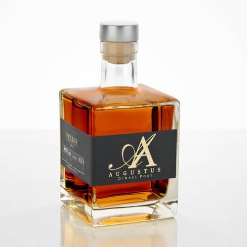 Feller Augustus Dinkel Port Single Grain Whisky 46 Prozent
