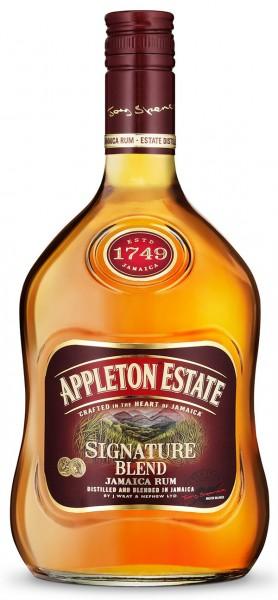 Appleton Estate Signature Blend Jamaica Rum 40 Prozent