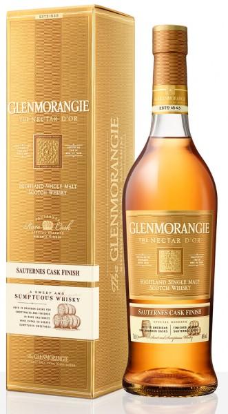 Glenmorangie Nectar d'Or Highland Single Malt Whisky 46 Prozent