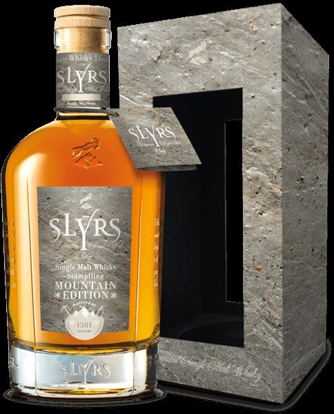 Slyrs Mountain Edition Stümpfling Bavarian Single Malt Whisky
