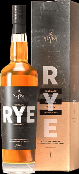 Slyrs Rye Edition Bavarian Whisky