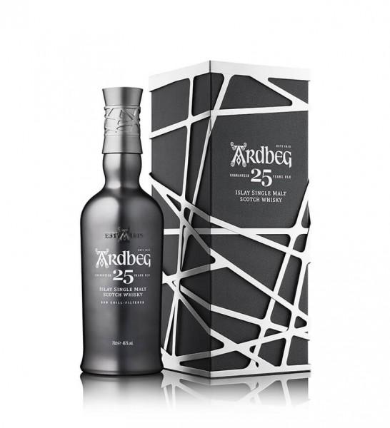 Ardbeg 25 Jahre Islay Single Malt Whisky 46%