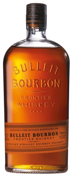 Bulleit Bourbon Frontier Whiskey 45 Prozent