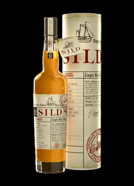 SILD Crannog 2020 Single Malt Whisky 48%