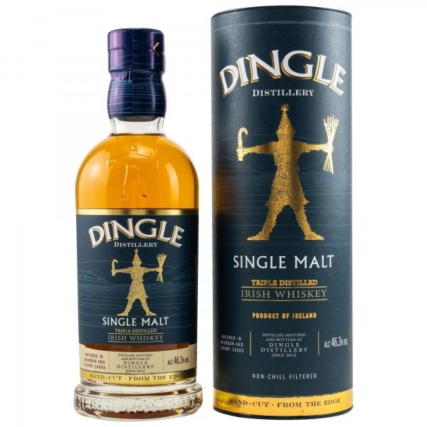 Dingle Single Malt Triple Distilled Irish Whiskey 46,3%
