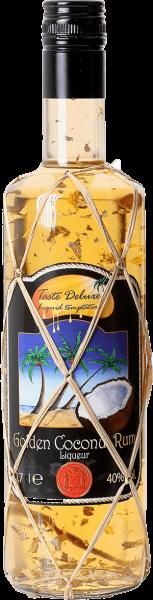 Taste DeLuxe Golden Coconut Flace Edition Rum Liqueur 40 Prozent