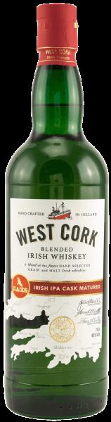 West Cork IPA Cask Finish Irish Whiskey 40 Prozent