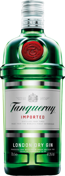 Tanqueray London Dry Gin 47,3% 0,7 Liter Flasche