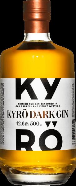 Kyrö Dark Aged Gin 42,6 Prozent