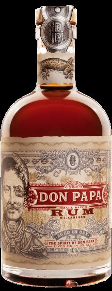 Don Papa 7 Jahre Philippines Rum 40 Prozent