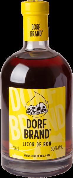 Dorfbrand Rum-Likör Licor de Ron 30 Prozent